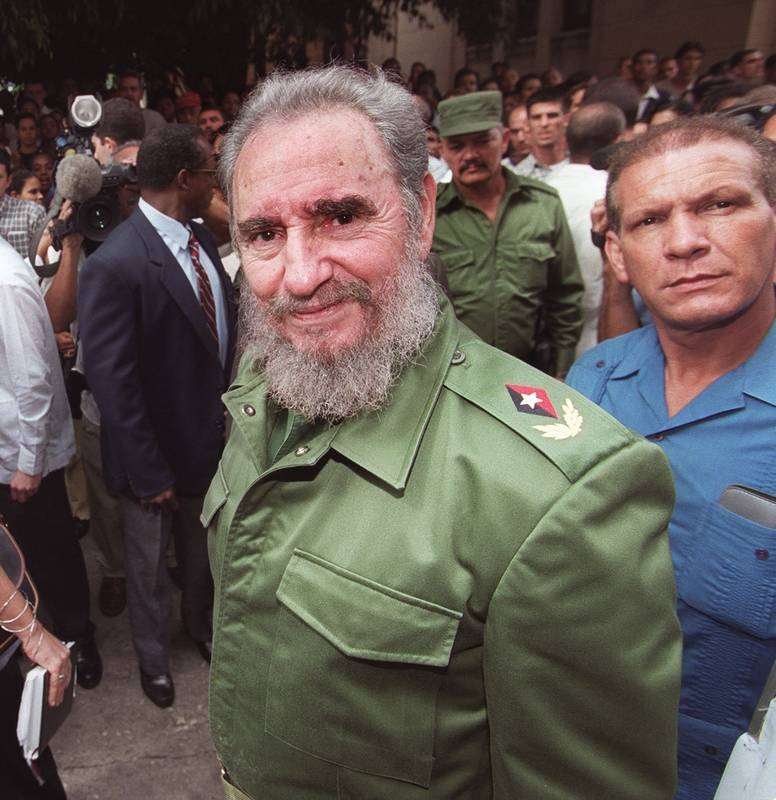 The Daily Smile Mission: Editorial: Castro's Death May Be Step Toward Appreciating