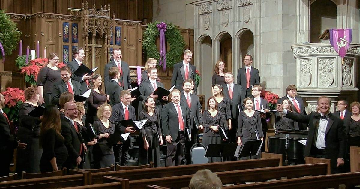St  Charles Singers to perform 'Candlelight Carols'