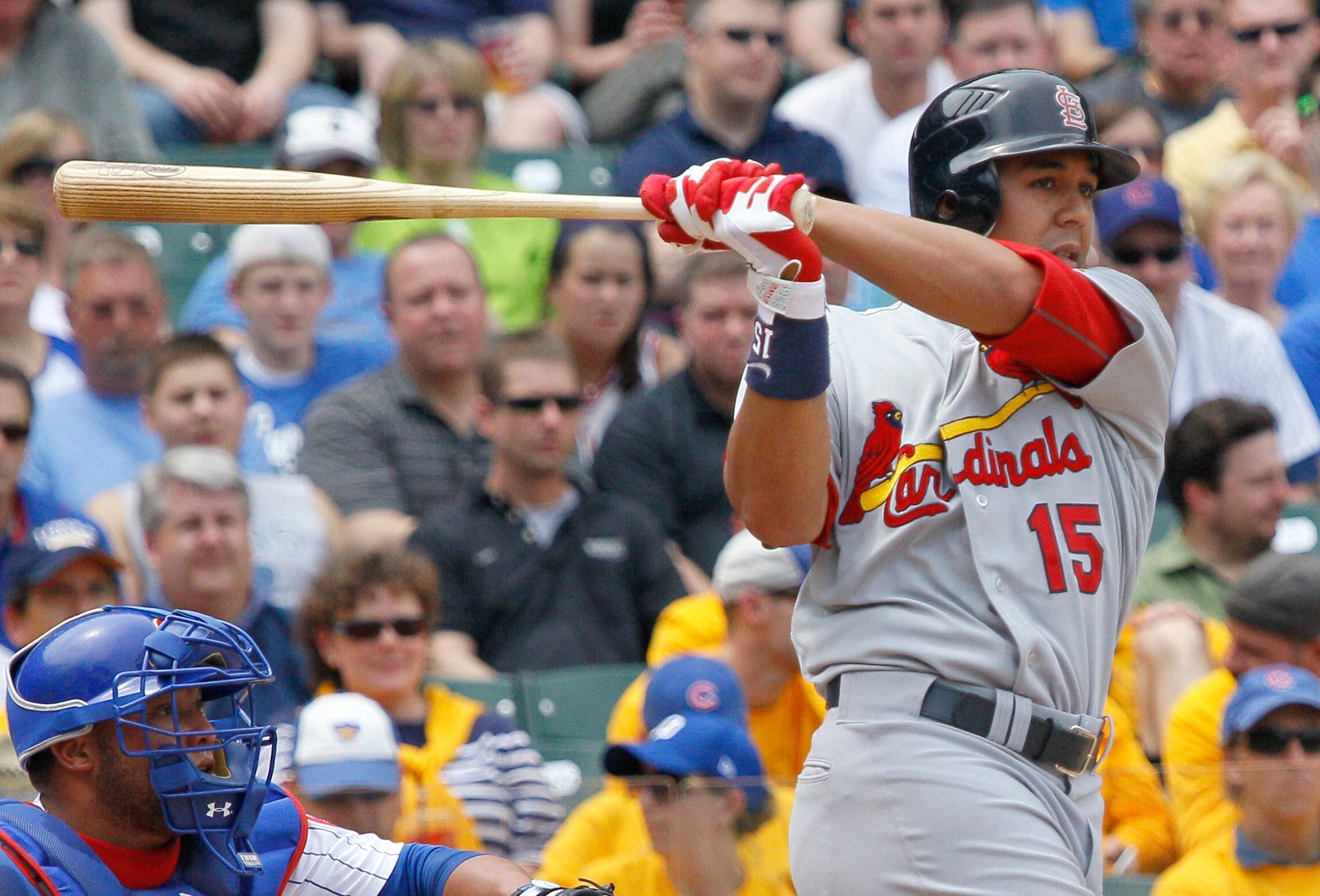 Former St. Louis Cardinals outfielder Jon Jay singed a one-year contract with the Cubs this week.