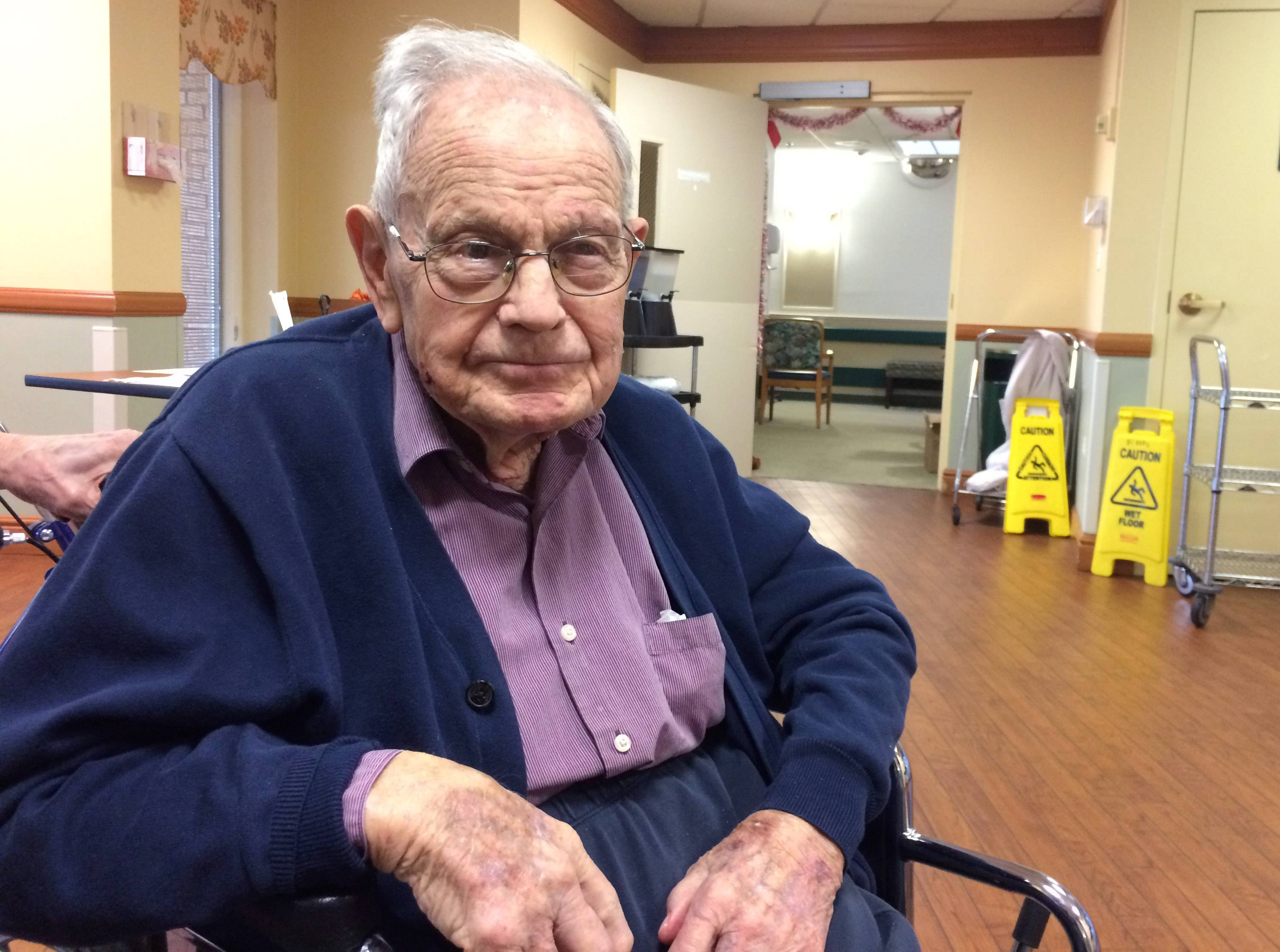 Retired longtime Waukegan minister reaches the century mark