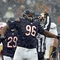 Hicks leads Bears' defense in crushing performance