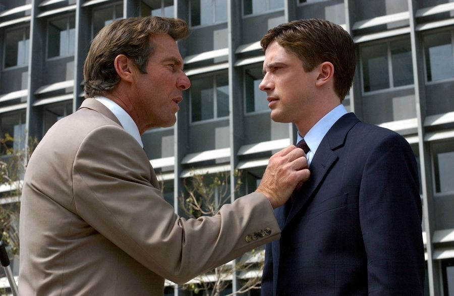 "It's an awkward experience so relatable -- the older employee who works for a younger boss -- that Hollywood has made movies about it. Remember Dennis Quaid's incredulous look at the much younger Topher Grace in the 2004 film ""In Good Company,"" when the middle-aged ad exec finds his new corporate boss standing in his office?"