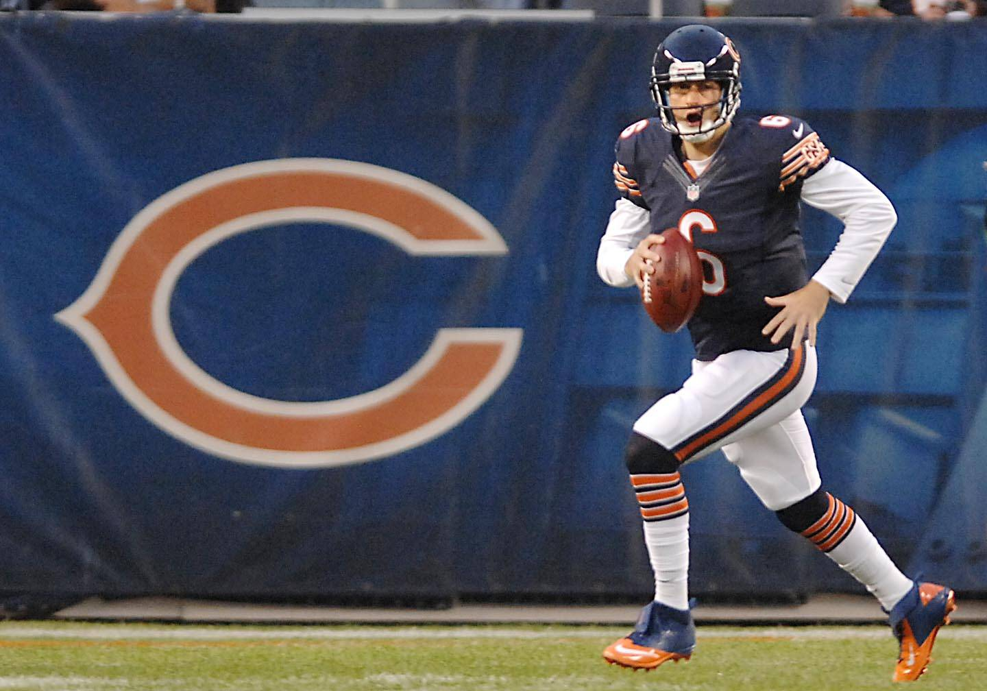 10 unforgettable moment from Cutler's career with Bears