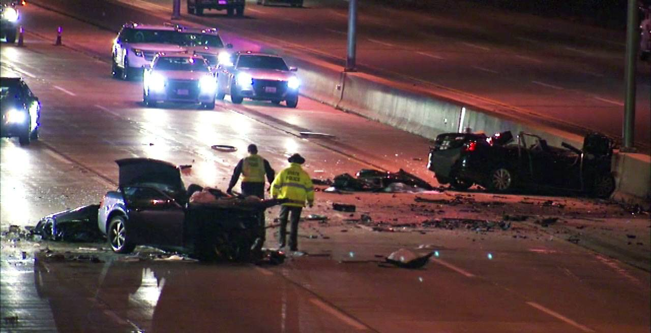 Families are dealing with the aftermath of a crash last week on I-88 in Naperville that killed three men.