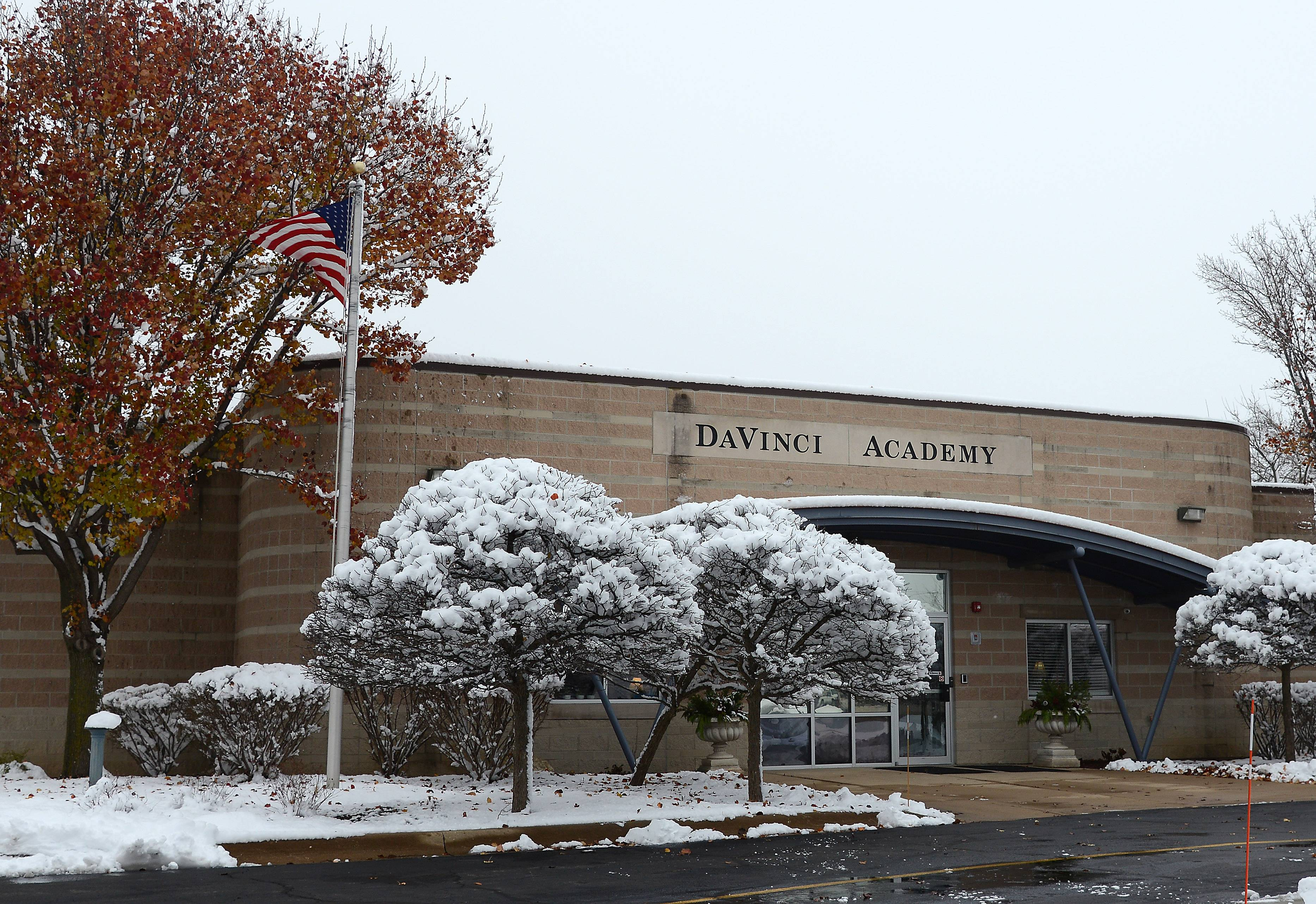 Da Vinci Academy in Elgin is closing at the end of this school year due to enrollment declines, officials said. The school has 81 students enrolled this year.