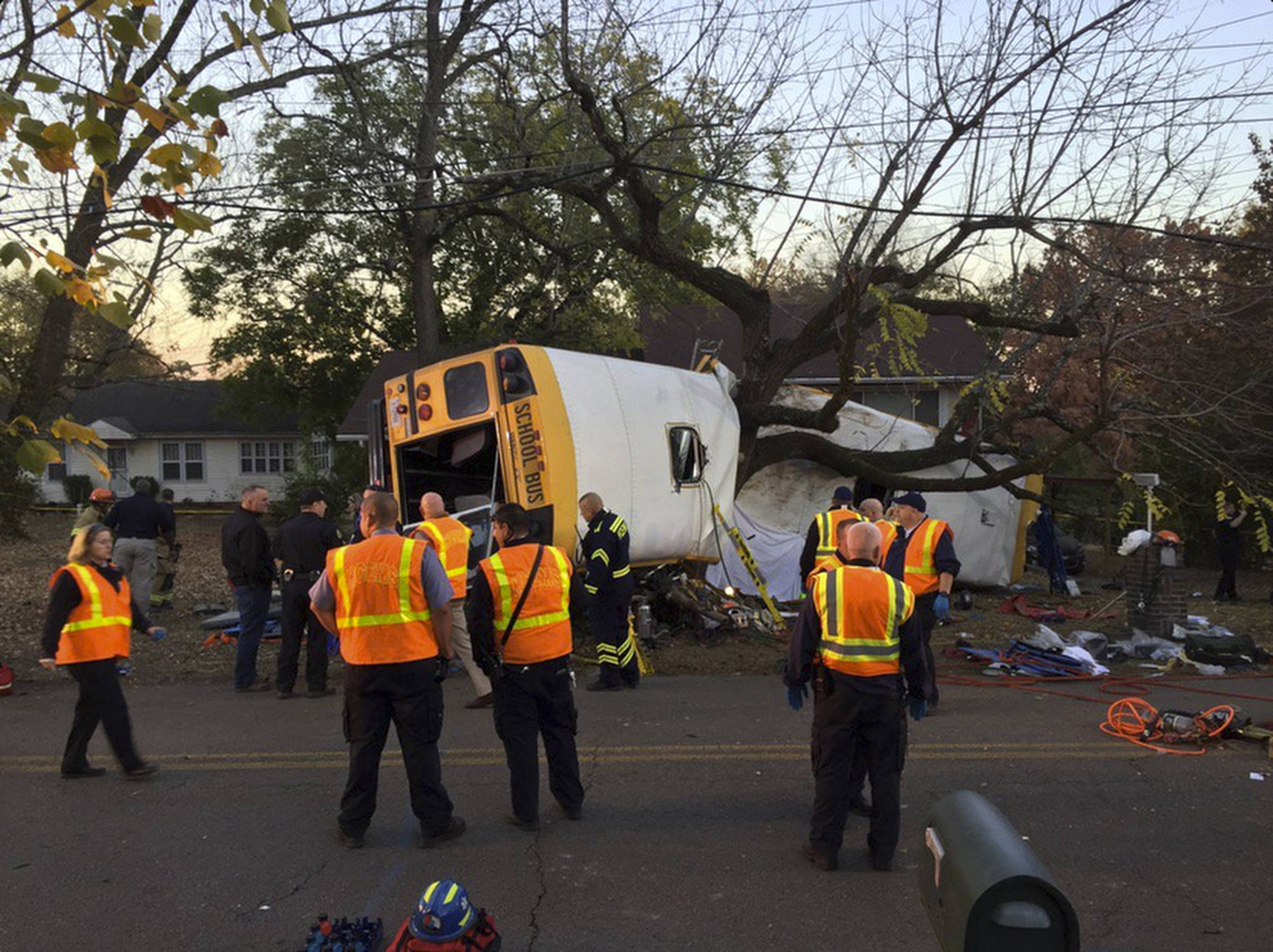 What's to prevent another school bus tragedy?