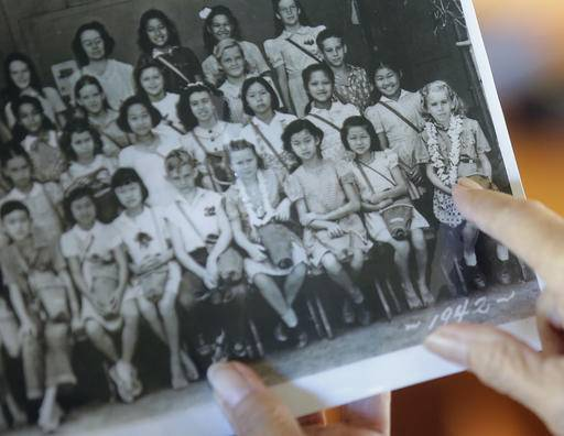 Children who lived through Pearl Harbor attack remember