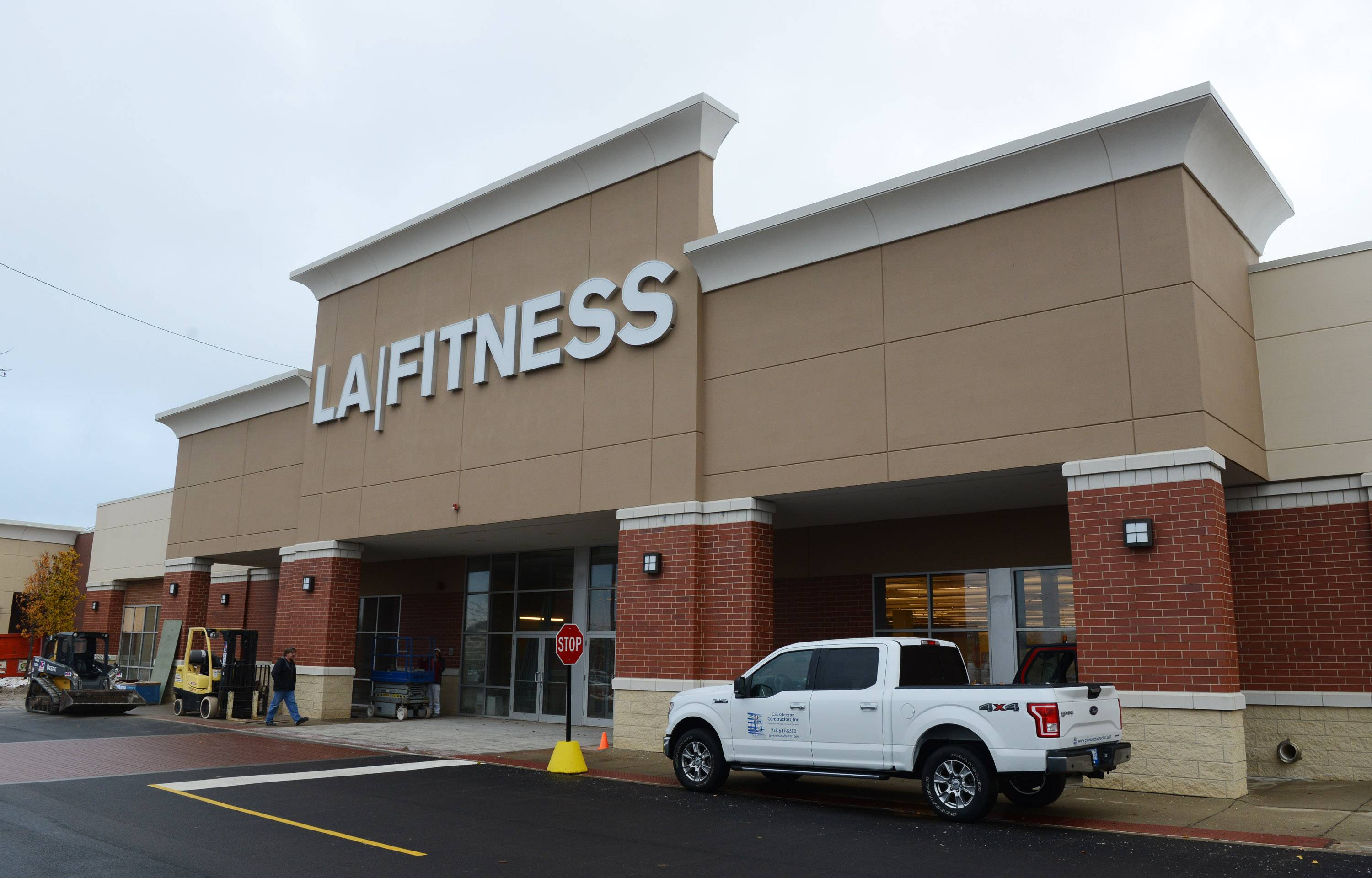 A number of new businesses are opening in Arlington Heights, including an LA Fitness at the Town & Country shopping center. Crews have been working for months to renovate the space left vacant in October 2015 by Ashley Furniture HomeStore.
