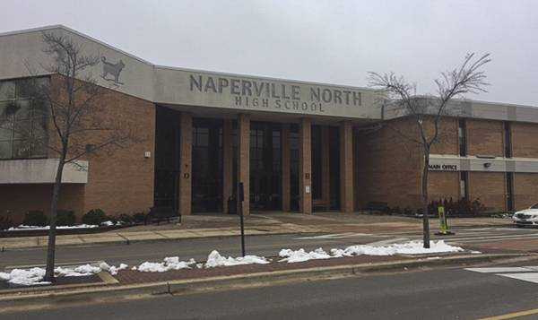 Twelve students became ill Tuesday after eating gummy bears at Naperville North High School. Police said they are investigating whether the gummies may have contained marijuana oil.
