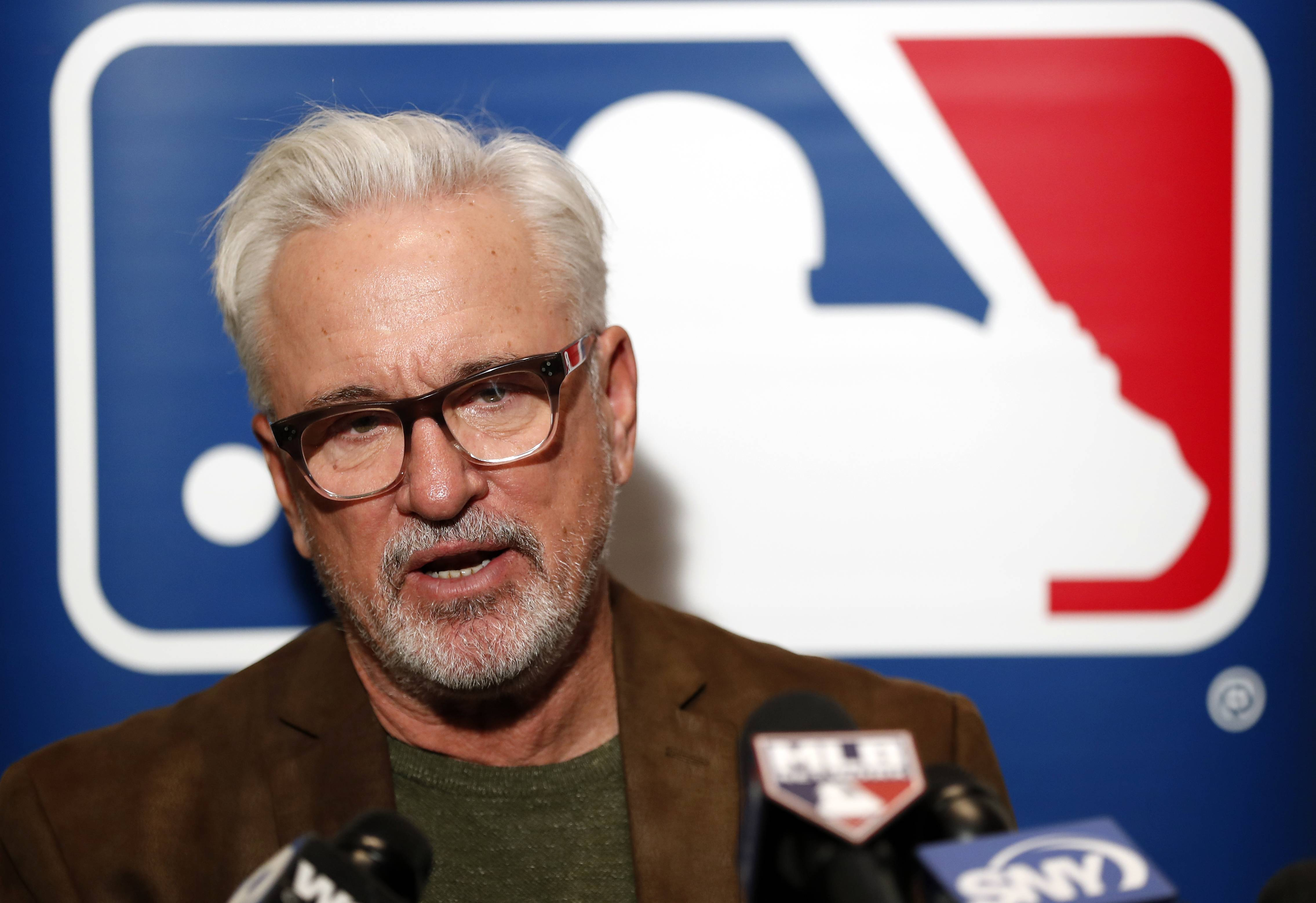 Chicago Cubs manager Joe Maddon is still fending off second-guessing from his decisions in Game 7 of the World Series, won by the Cubs.