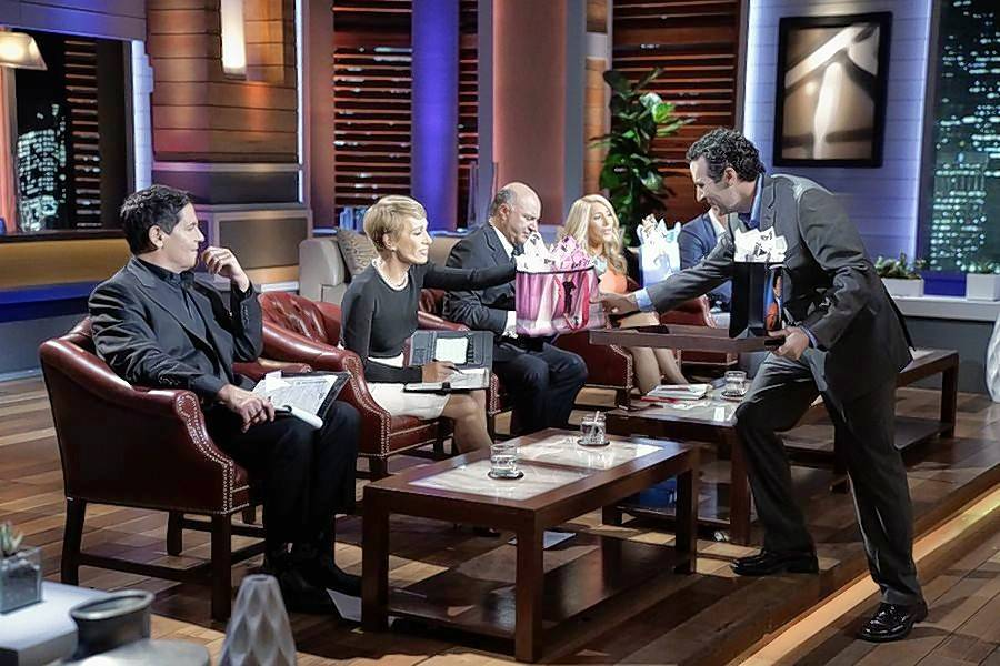 Glendale Heights company makes pitch on ABC's Shark Tank