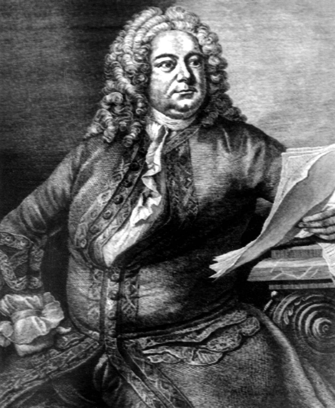 "George Frideric Handel composed ""Messiah"" in 1742."