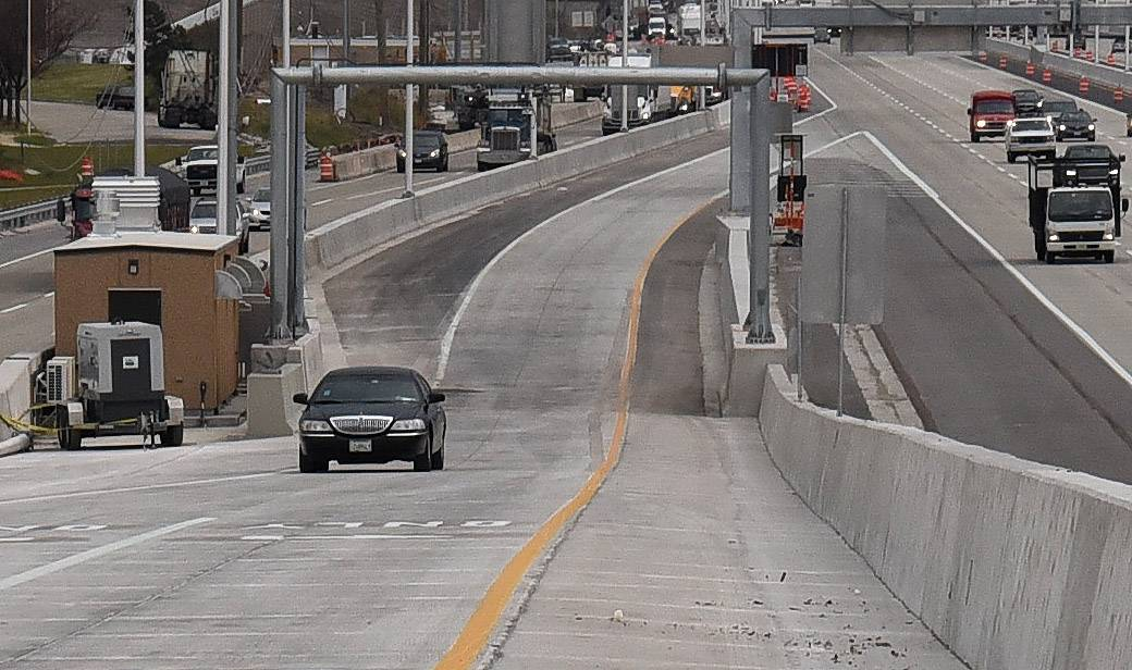 Rejected tollway engineers may come back -- for six months