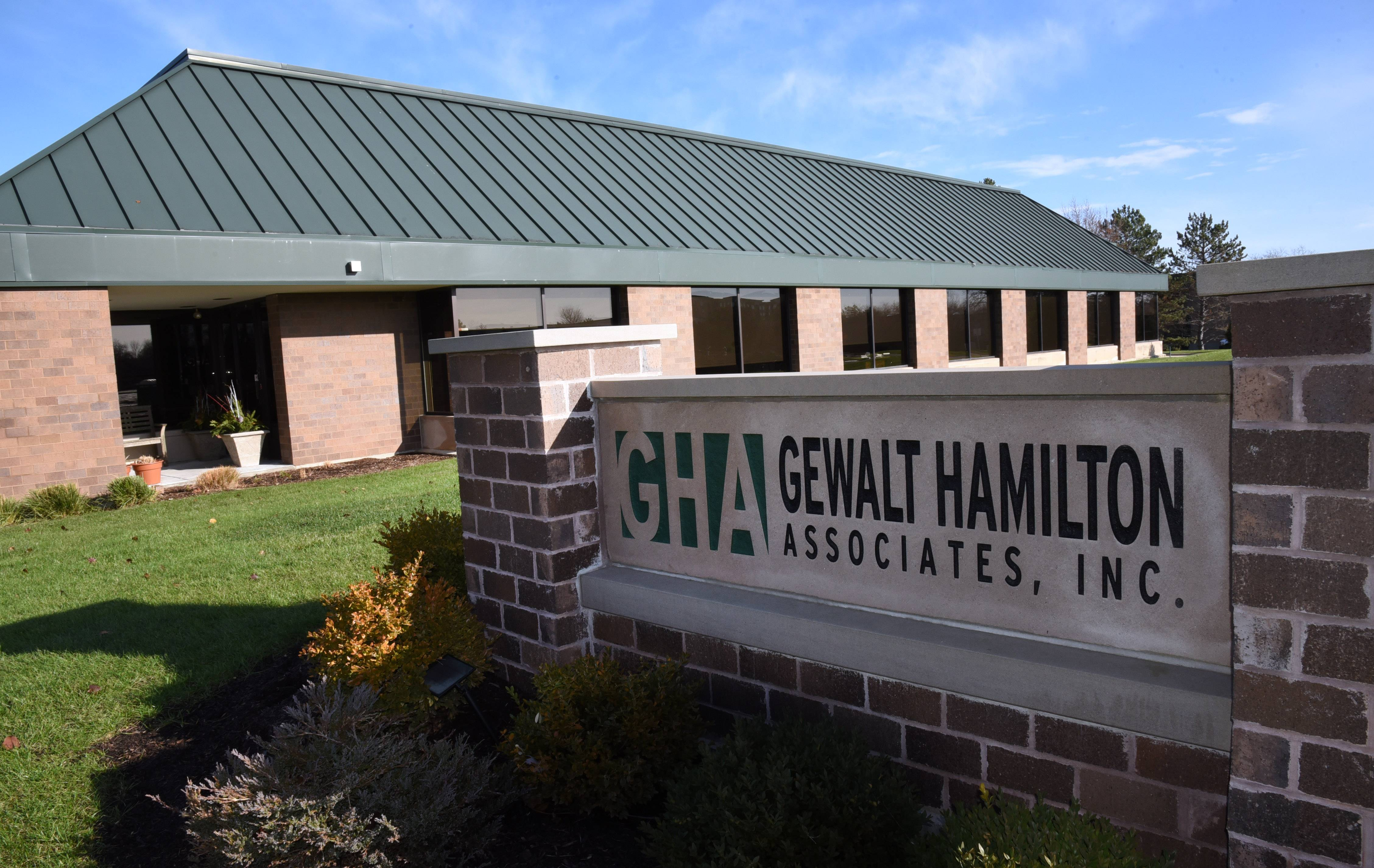 Gewalt Hamilton Associates Inc. in Vernon Hills celebrates 35 years of business.