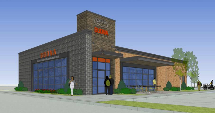 Buona Beef proposed for new shopping center in Lincolnshire