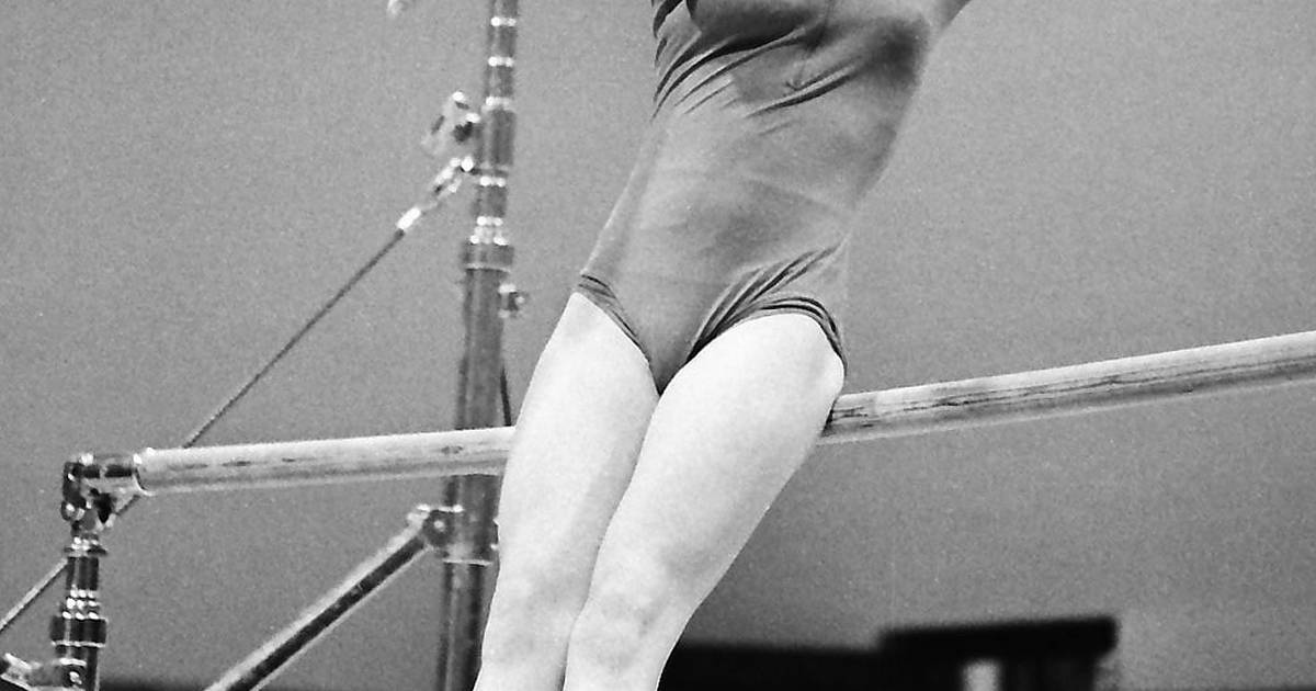Images Tbt Gallery Looks Back At High School Gymnastics