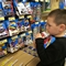 Mundelein cops, firefighters take kids on shopping spree