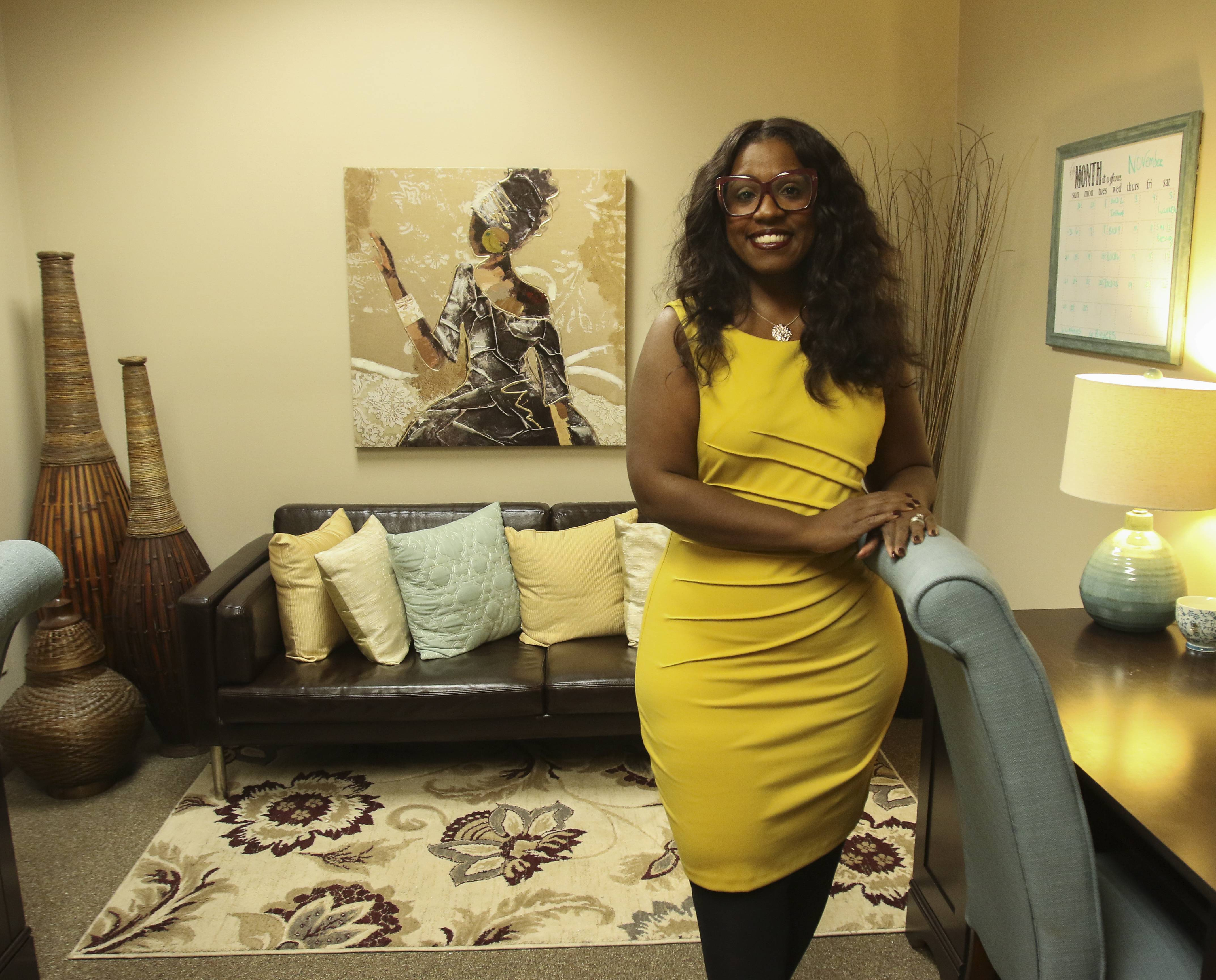 An influential woman: Weatherspoon strives ahead, leads by example