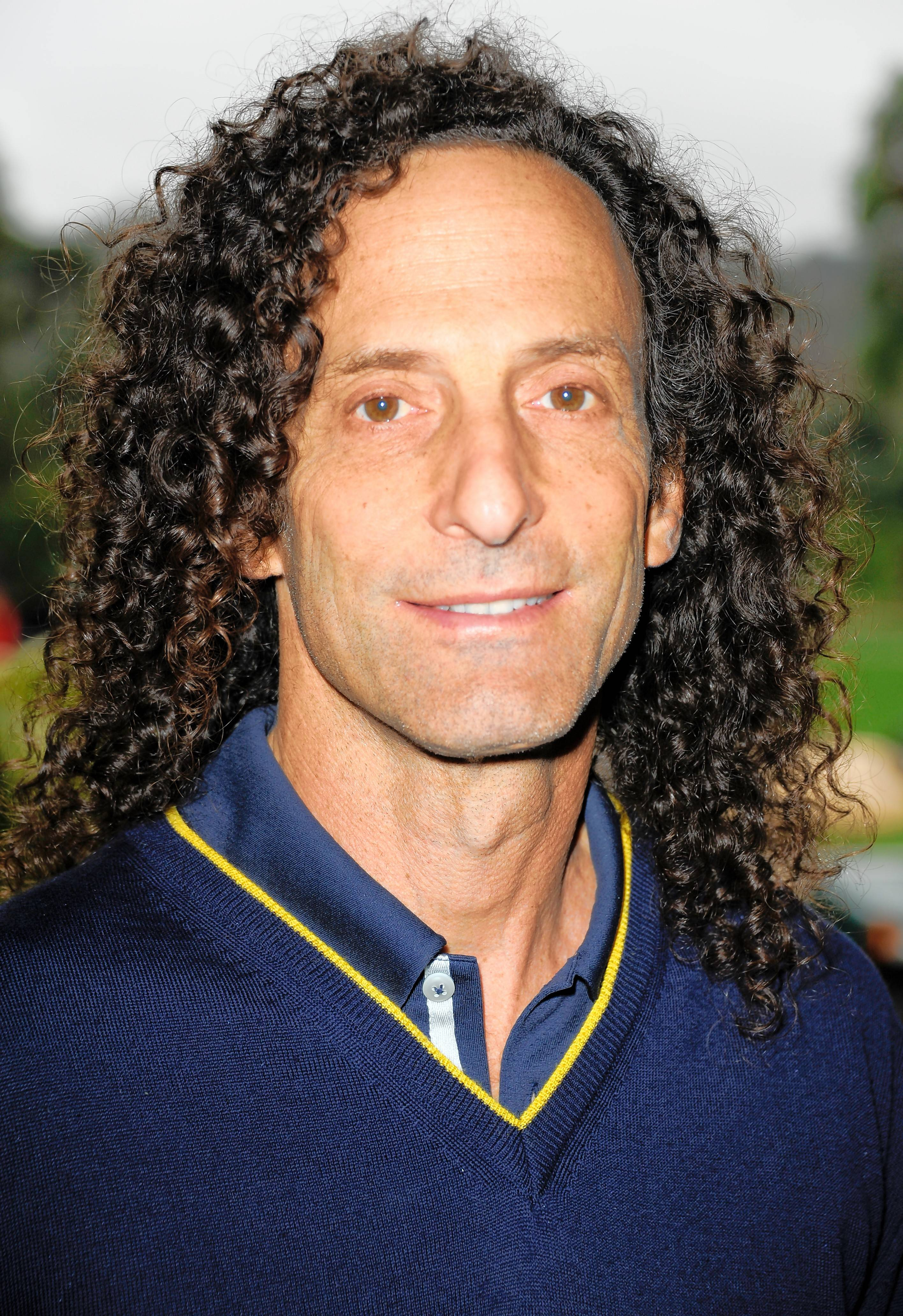 Kenny G performs at the Genesee Theatre in Waukegan.