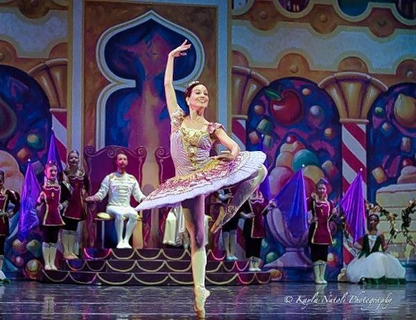 "Berkshire Ballet Theatre returns with its version of ""The Nutcracker"" at the Raue Center for the Arts in Crystal Lake on Saturday and Sunday, Dec. 17-18."
