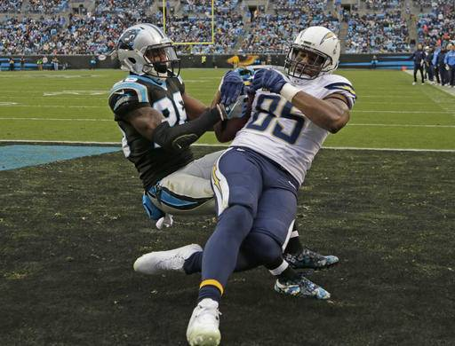 Rookie Cbs Bradberry Worley Help Panthers Move Past Norman