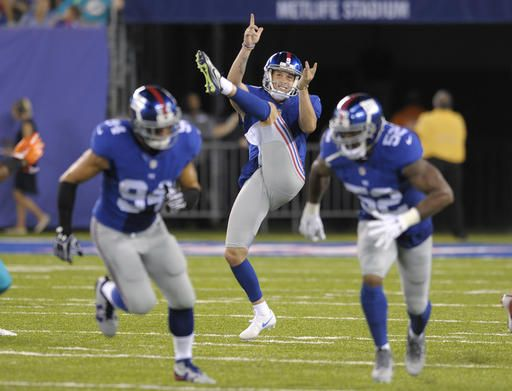14ecc73d Punter Brad Wing has become weapon for the New York Giants