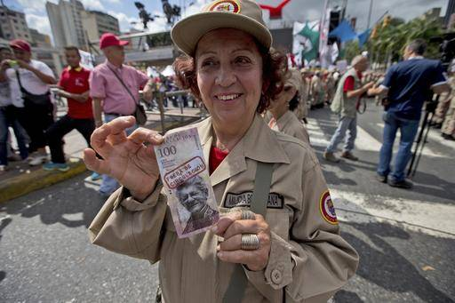 the saga of the venezuelan bolivar essay The bolívar fuerte has been the currency of venezuela since 1 january 2008  the word fuerte means strong, and the new currency replaced the original bolívar .