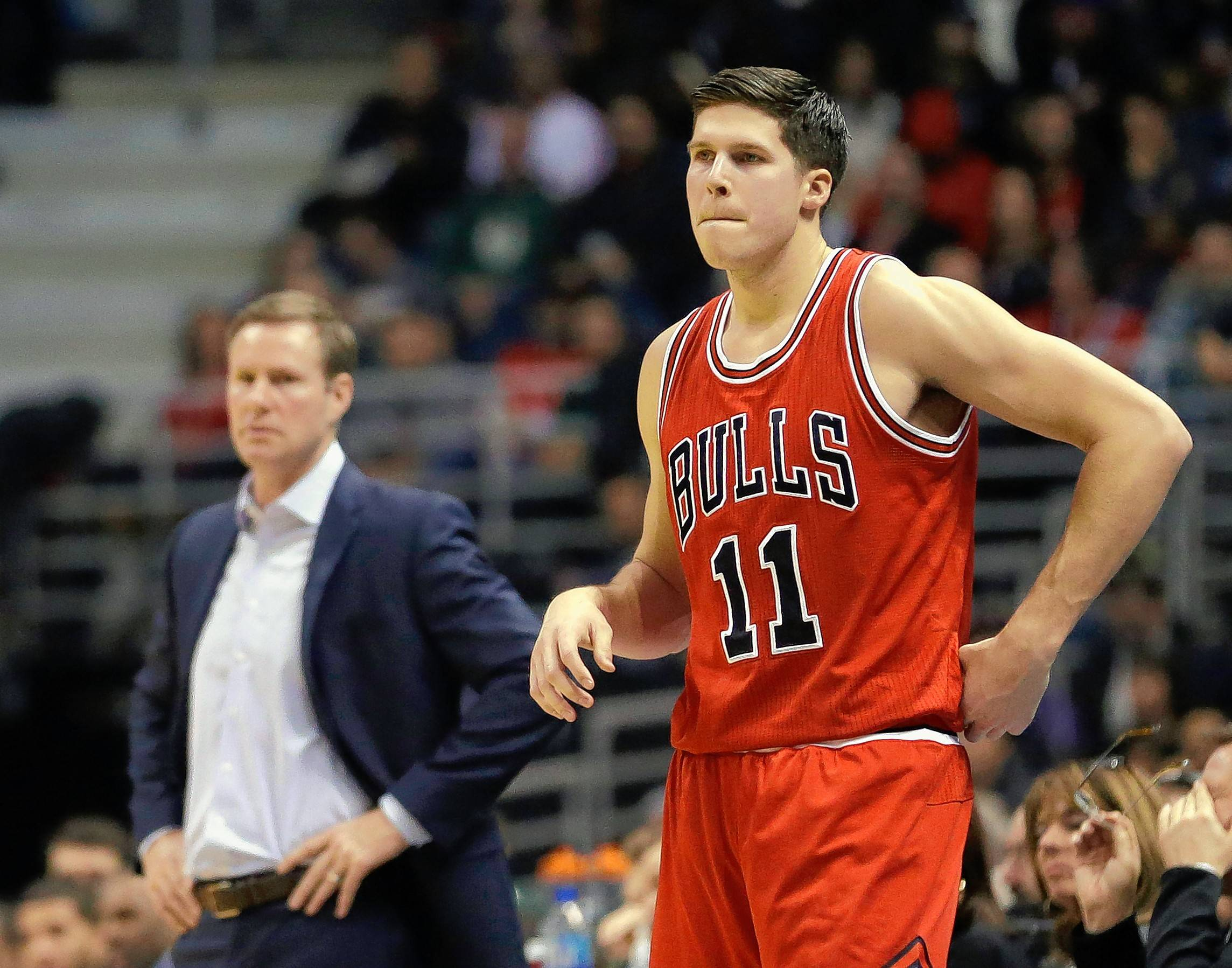 Bulls get back to basics in quest to end slump