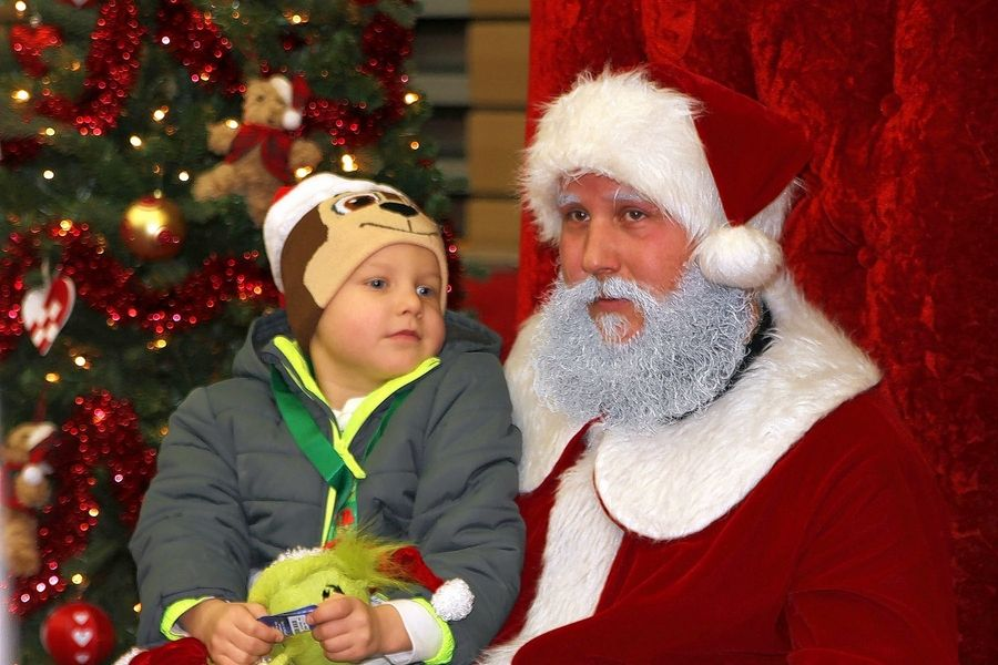 A Wish For Christmas.Mooseheart Helps Make A Wish For 4 Year Old Oswego Boy
