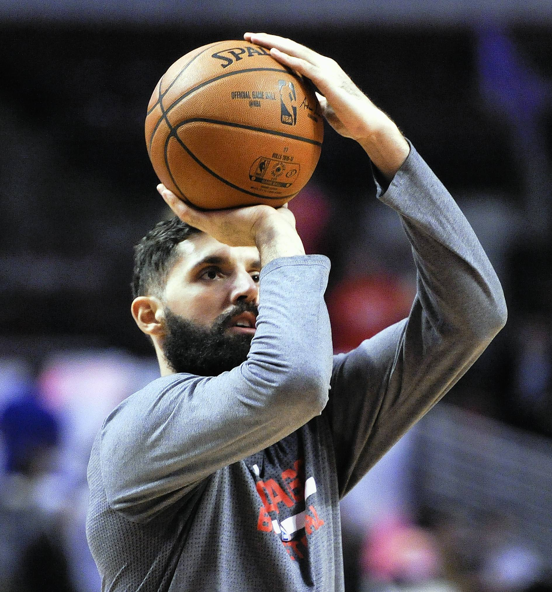 Mirotic trying to be a consistent contributor