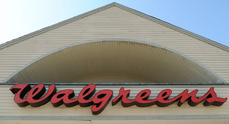 ASSOCIATED PRESS FILE PHOTODeerfield-based Walgreens expanded availability of naloxone, a lifesaving opioid antidote, without requiring a prescription to Mississippi, Missouri and Washington D.C.