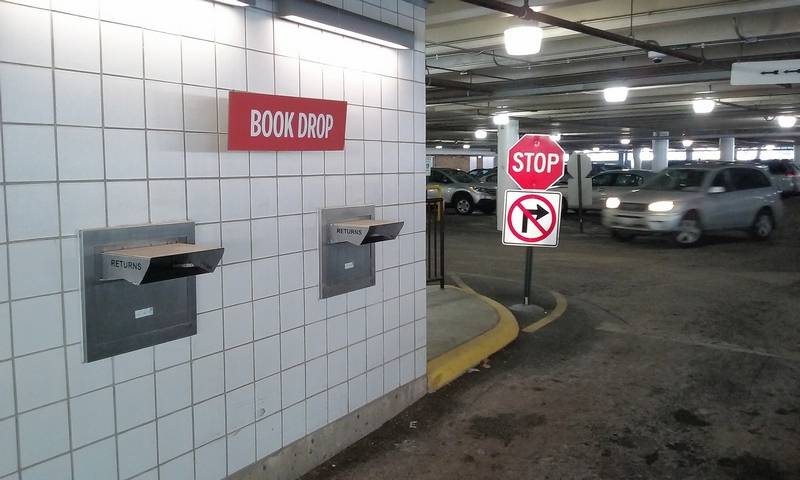 Arlington heights library proposes parking garage upgrades for Separate garage