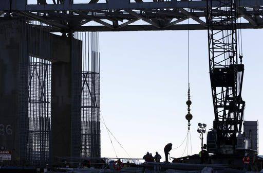 Tappan Zee, a critical link in Northeast, hits milestone