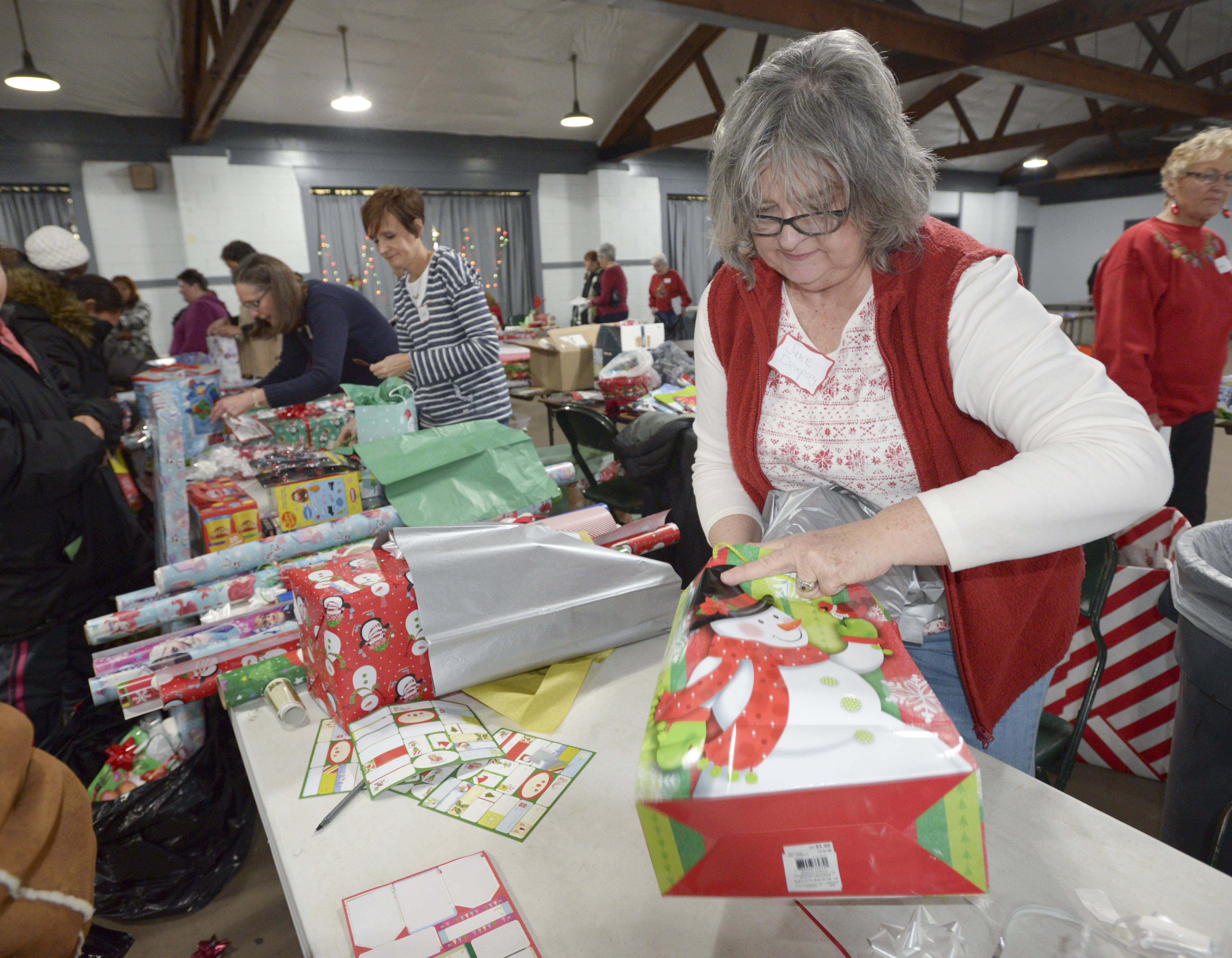 "The People's Resource Center's ""Share the Spirt"" program distributes toys to hundreds of families in need in DuPage County. The nonprofit group recently received a large donation from an anonymous donor that helped it complete its capital campaign and significantly increase its endowment."