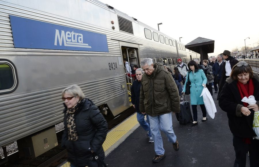 Experts share consensus that Metra is likely to raise fares again in 2017.