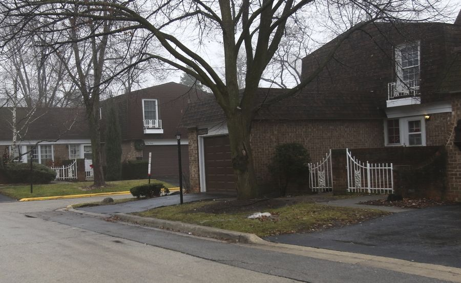 A DuPage County sheriff's deputy has been placed on paid administrative leave in connection with the shooting of a 17-year-old Villa Park-area resident inside this townhouse.