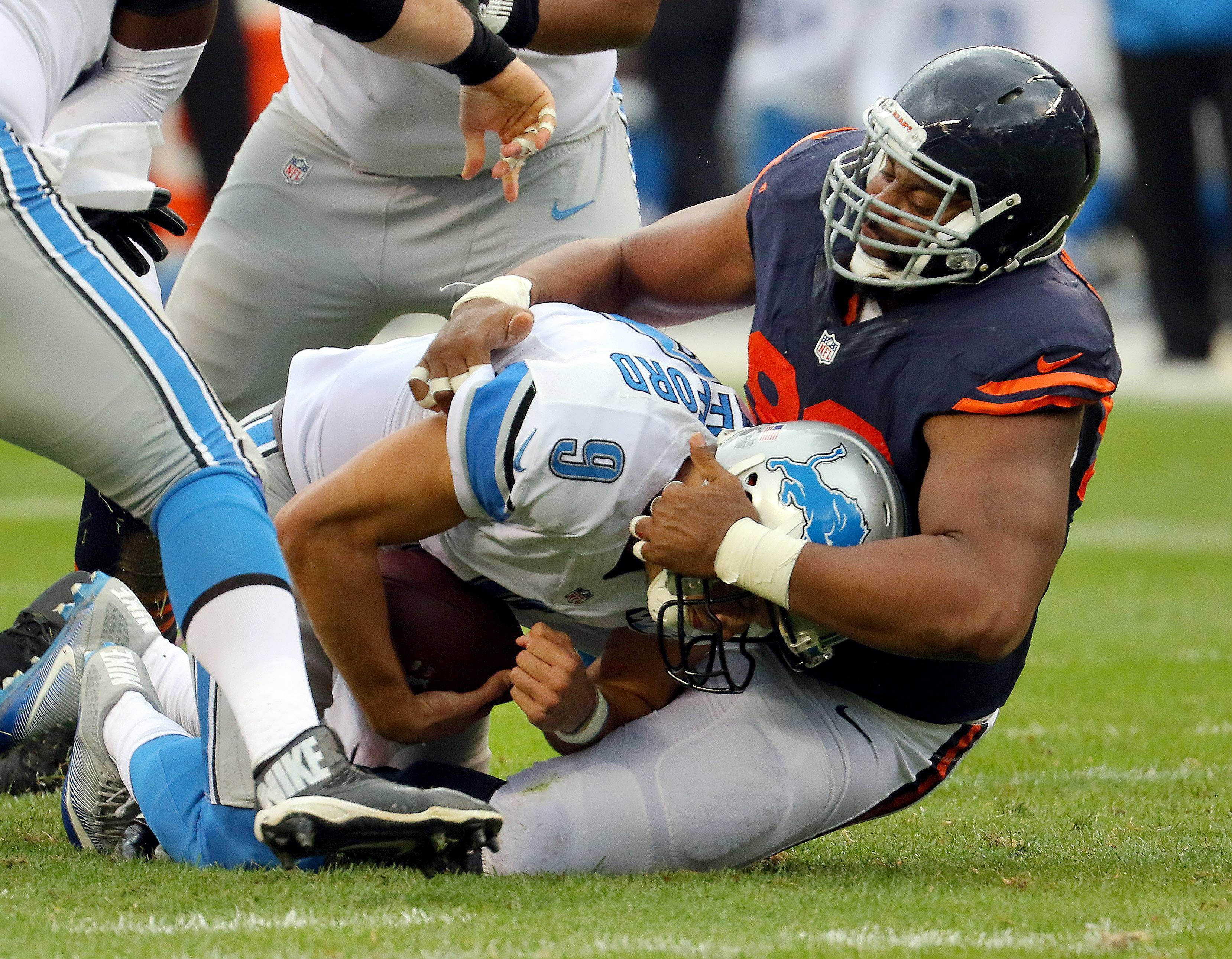 Breaking down the Chicago Bears' defensive line