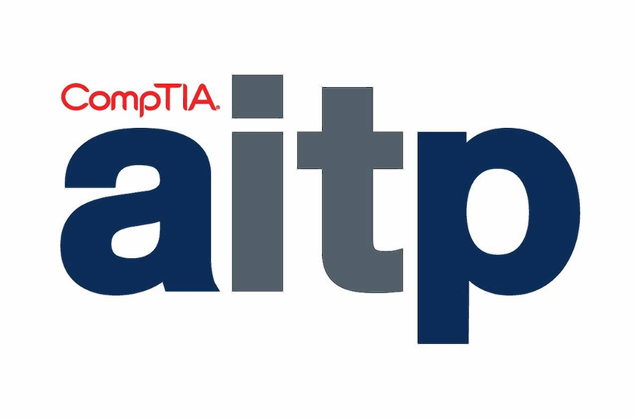 Downers Grove-based CompTIA will buy Mount Laurel, New Jersey-based Association of Information Technology Professionals. This is the logo of the new organization, set to debut in late April or early May.