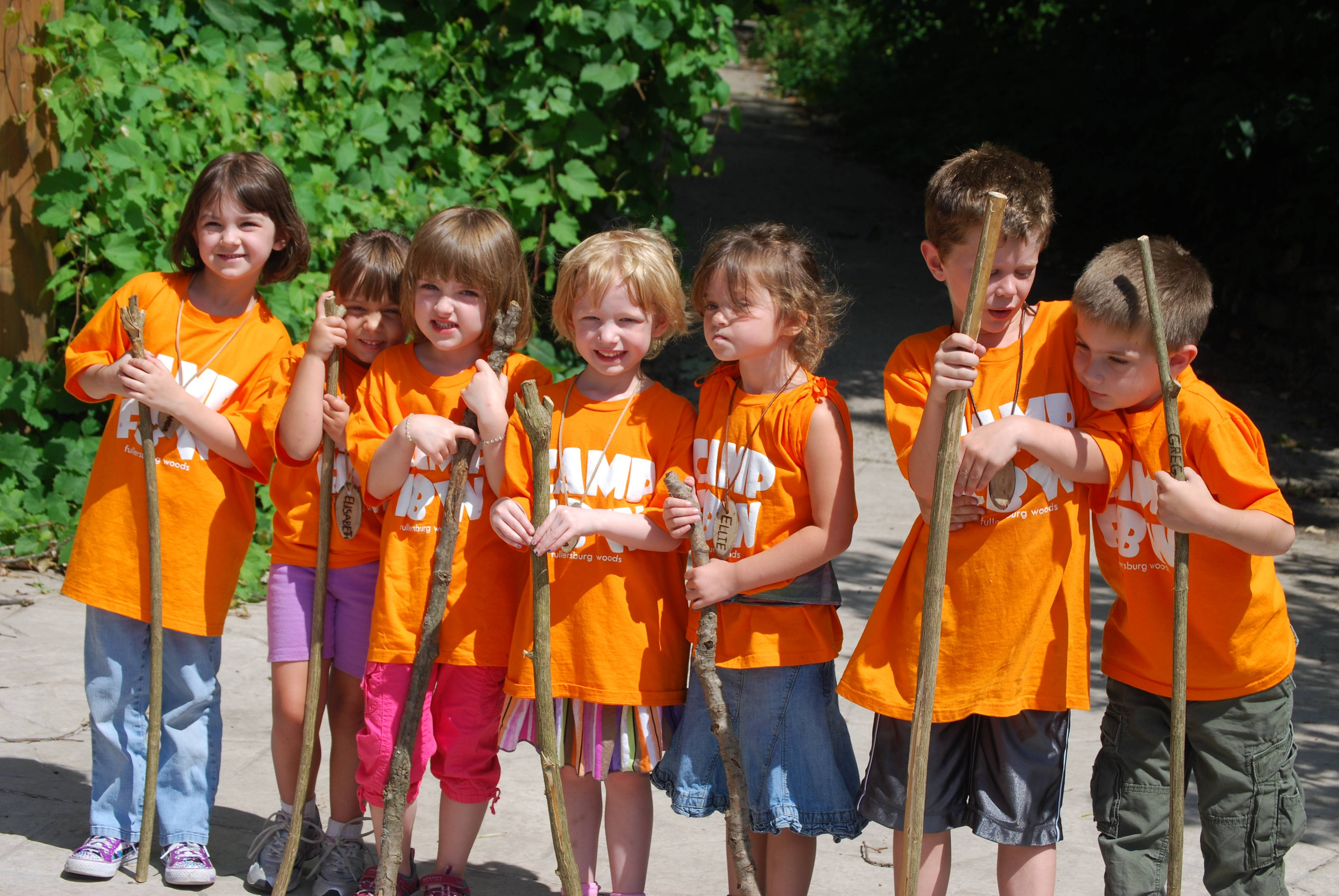 Kids can experience all sorts of outdoor activities during day camps this coming spring and summer in DuPage forest preserves.