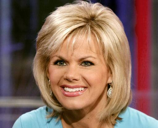 "FILE - In this May 18, 2010, file photo, TV personality Gretchen Carlson appears on the set of ""Fox & Friends"" in New York. The former Fox News Channel anchor Carlson told Good Housekeeping for its February 2017 issue that sexual harassment ""is not an issue that women should feel pressure to solve by ourselves.� (AP Photo/Richard Drew, File)"