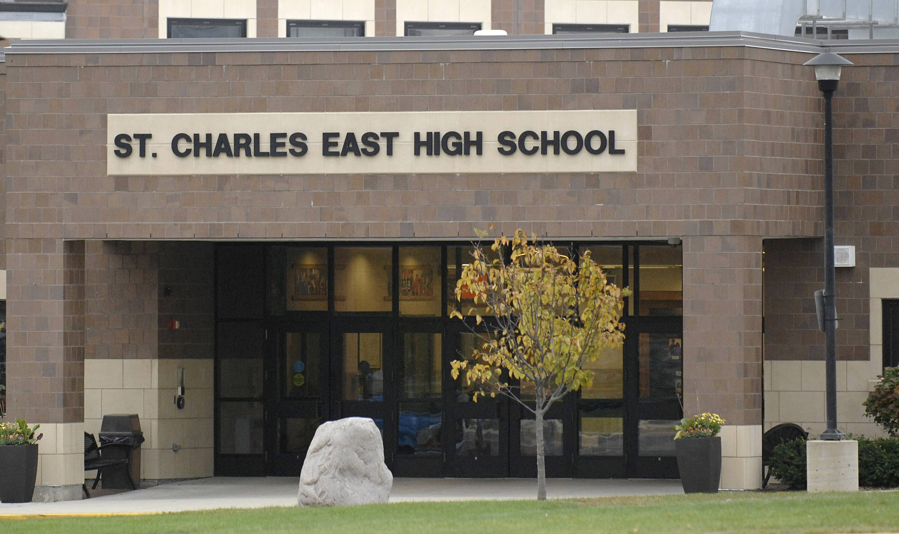 Classes were canceled Tuesday at St. Charles East High School due to an abnormally high number of absences as a widespread stomach virus hit hundreds of students. Officials said they will make a determination late Tuesday whether to resume classes Wednesday.