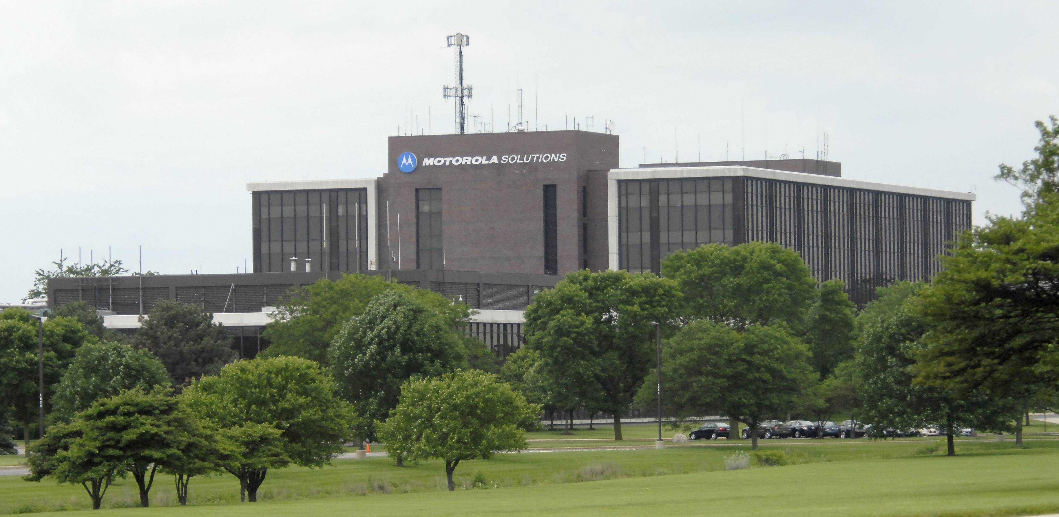 Design of new road on Motorola campus to cost Schaumburg $625,000