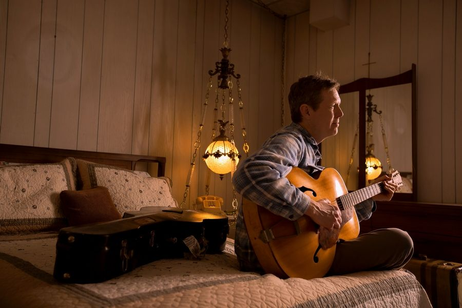 "Robbie Fulks of Wilmette received his first Grammy nominations for ""Upland Stories."""