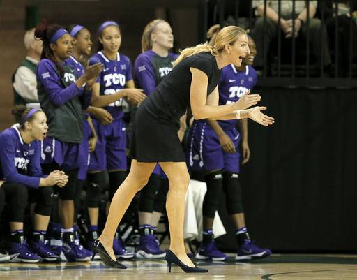 No. 2 Baylor women 77-54 over TCU to stay perfect in Big 12