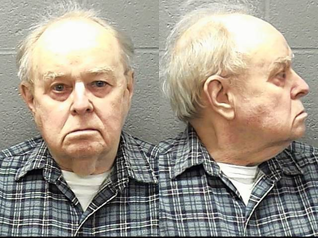 William R. Ahrens, 76, is charged with felony predatory criminal sexual assault of a victim younger than 13, along with two counts of aggravated criminal sexual assault and two counts of aggravated criminal sexual abuse, according to police and Kane County records.
