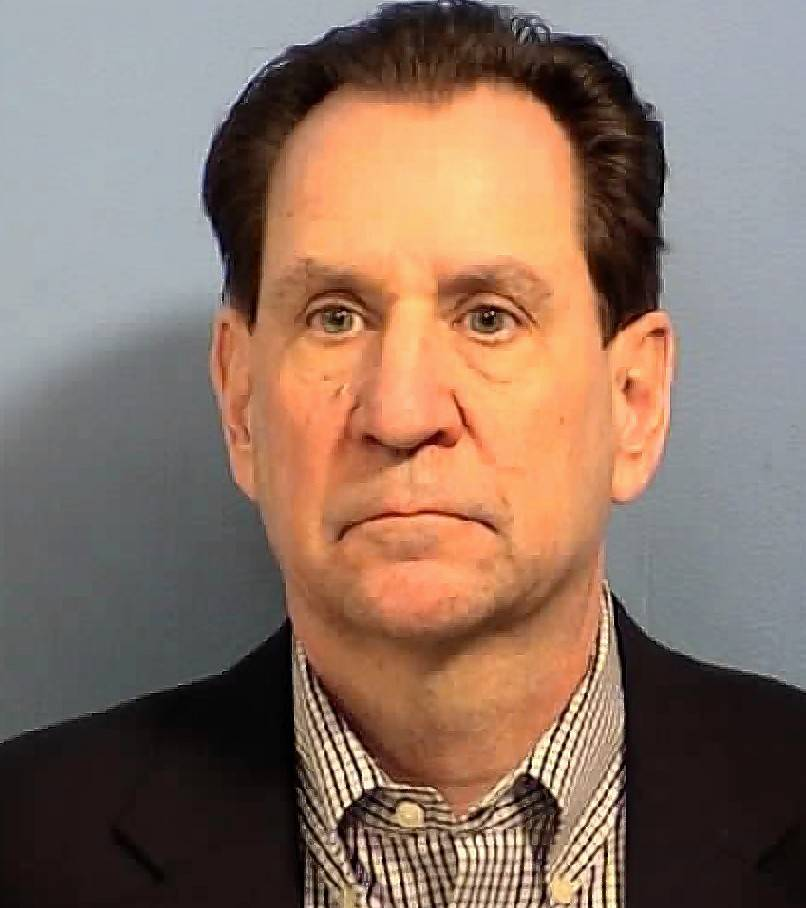 Lisle Village Clerk Timothy Seeden began serving a four-month jail sentence Thursday in connection with his third DUI.
