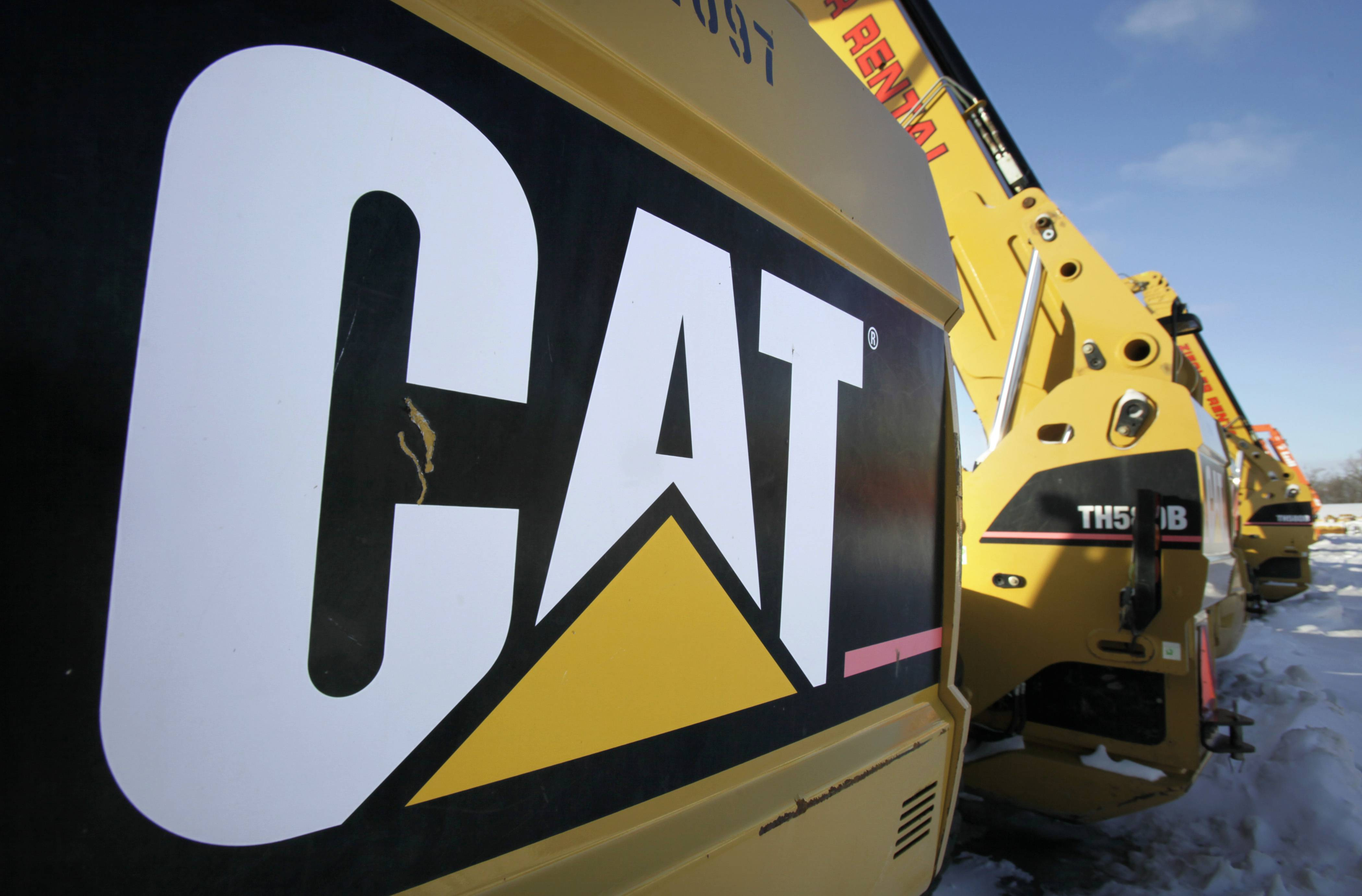 Manufacturers including Peoria-based Caterpillar are trying everything from remote-access technology to driverless trucks to revive slumping sales and adapt to changing markets.