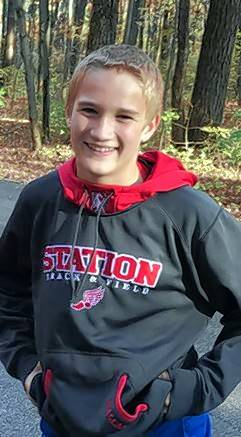 Services set for Barrington boy killed in bike accident