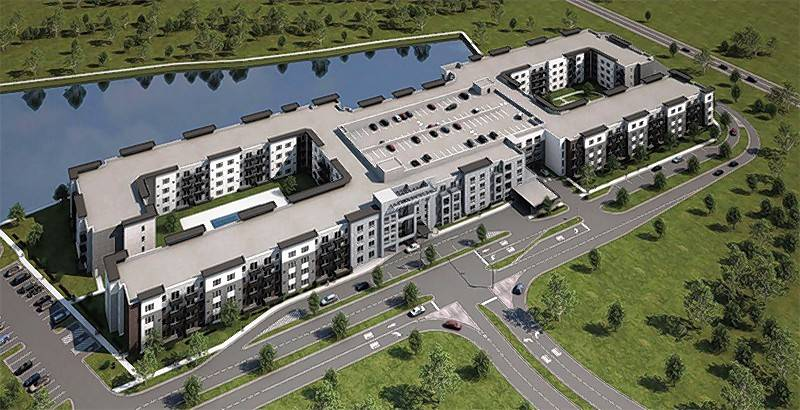 McShane to build Oak Brook luxury rental complex