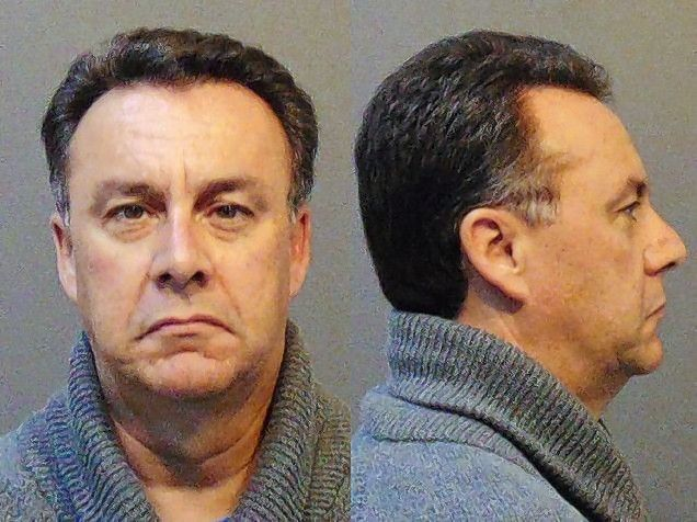 Kenneth M. Spaeth of Yorkville has been charged with theft of at least $10,000 from the Kendall County Food Pantry.